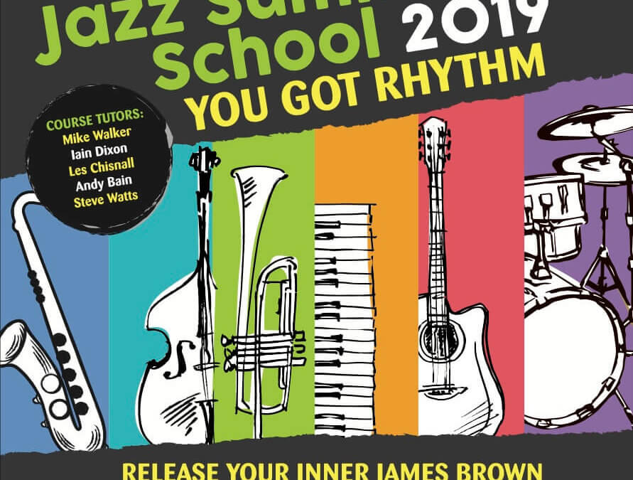 JAZZ SUMMER SCHOOL 2019!